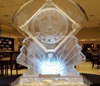 ice sport sculpture