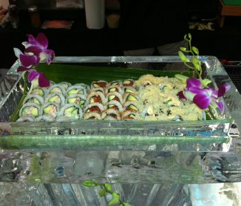 seafood ice